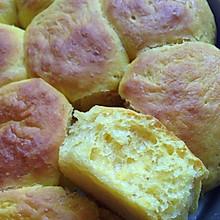 南瓜小面包