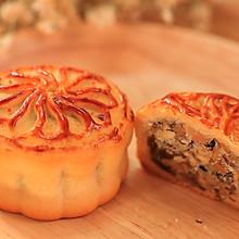 五仁月饼-迷迭香