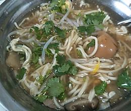 #我们约饭吧#漳州小吃卤面的做法