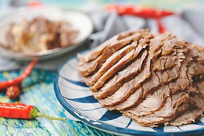 大厨私藏的卤牛肉方子,你可要收好啦!