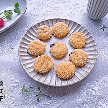 烤麻薯圆#麦子厨房轻食机#