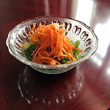 西芹小凉菜 (超低卡特制)