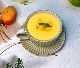 夏季必打卡的小甜品~芒果椰香西米露的做法