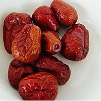 小米红枣南瓜粥的做法图解2