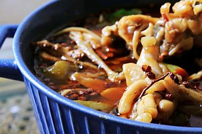 做饭是件快乐的事——飘香美蛙