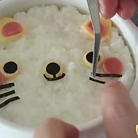 治愈感冒牛奶米粥:暖呼又简单!的做法图解4