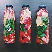 夏日特饮—Detox water(健康排毒水)的做法图解6