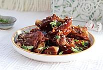 #味达美名厨福气汁,新春添口福#红焖羊排的做法