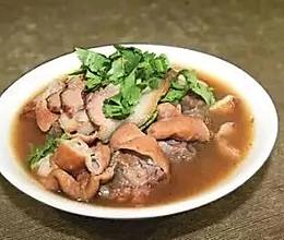 老北京的卤煮火烧的做法的做法