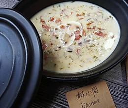 《奶油蘑菇汤》的做法