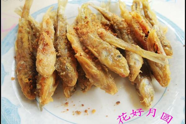 油炸小酥鱼的做法