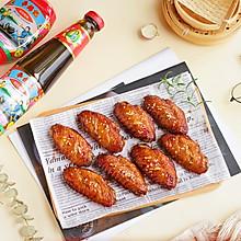 鲜香味美,好吃到舔手的蚝油蜂蜜烤鸡翅