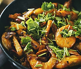 干锅香辣虾 | 味蕾时光的做法