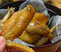 烤箱慢焖鸡 | 现代版叫花鸡的做法