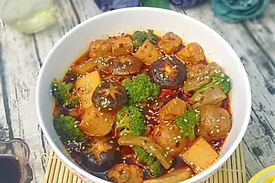 暖心暖胃的家庭版冒菜(2-3人份)
