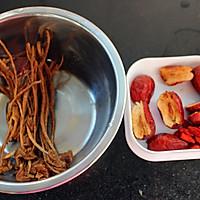 茶树菇鸡汤的做法图解3