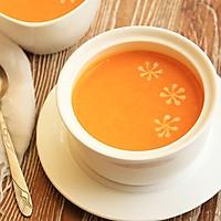 最好吃的甜汤【奶油南瓜汤】的做法图解7