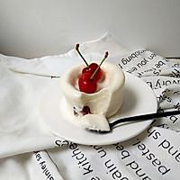 酸奶慕斯(阳晨堡尔美克6连多形模)的做法图解14