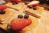 花生酱蛋黄酥——万能的手抓饼的做法