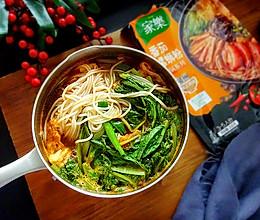 #饕餮美味视觉盛宴# 番茄螺蛳粉的做法
