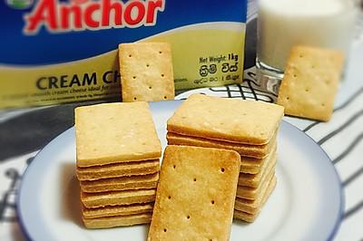 奶酪控的正确选择---花生奶酪饼干