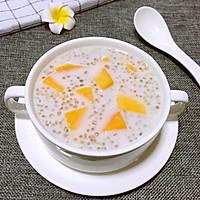 芒果椰汁西米露的做法图解10