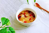 #冰箱剩余食材大改造#银耳红枣羹的做法