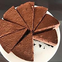 """#""""佳""""节好滋味#巧克力慕斯蛋糕"""