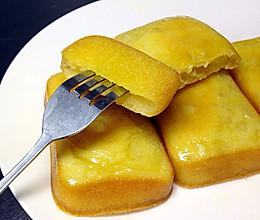 杏仁长蛋糕(费南雪 6-8个)的做法