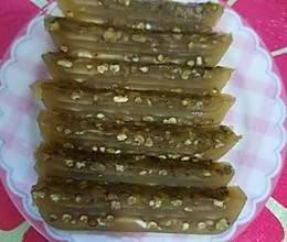 绿豆蒸糕的做法