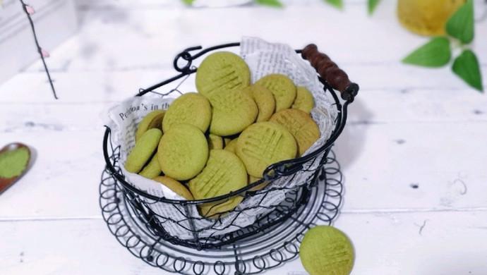 #母亲节,给妈妈做道菜#菠菜小饼干