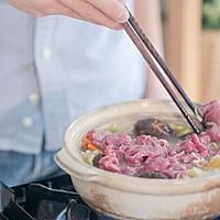 白菜豆腐牛肉煲的做法图解16