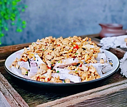 #秋天怎么吃#肉糜蒸芋头的做法