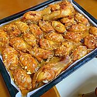 奥尔良蜂蜜烤翅的做法图解3