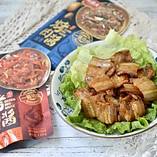 #烤究美味 灵魂就酱#韩式烤五花肉