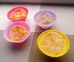 亮晶晶的水果【钵仔糕】的做法