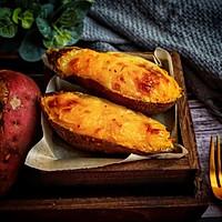 芝士焗红薯的做法图解8