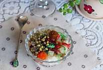 甜蜜蜜、冰冰凉的八宝汤的做法