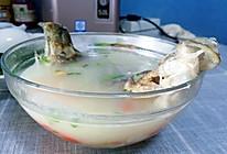 鳜鱼汤的做法
