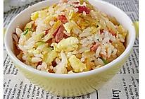 花样米饭-韩式辣白菜炒饭的做法