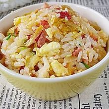 花样米饭-韩式辣白菜炒饭