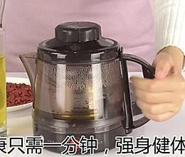 滋阴补肾茶的做法