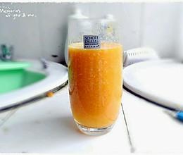 美味橙汁 自制水果的乐趣 天然无添加的做法
