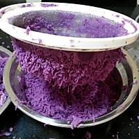 紫薯馅(月饼馅)的做法图解1