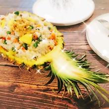 #餐桌上的春日限定#五光十色菠萝饭