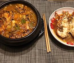 来一份朴实无华的韩式大酱汤的做法