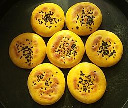 南瓜饼(无糖无油)的做法