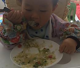 智慧树儿童中餐的做法