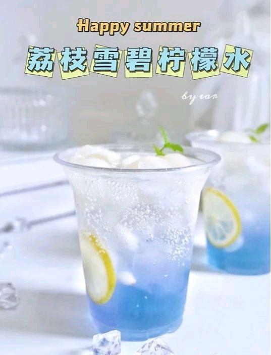 家中自制蝶豆花饮品,预防中暑还能保护眼睛