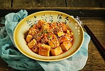 做道小朋友也爱吃的酸甜豆腐的做法